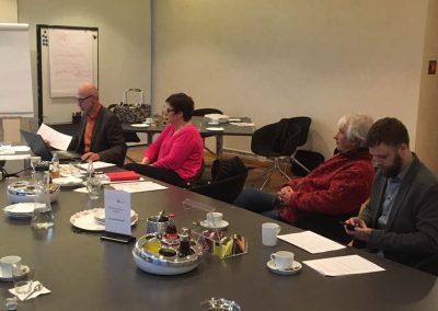 9. Diskussion Vereinssatzung und Gründung